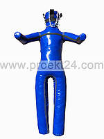 Борцовский манекен с подвесом 170см. (1 нога, руки вперед)