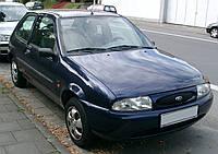 Молдинги на двери Ford Fiesta 3 Dr 1999-2003
