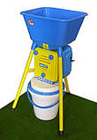 Мукомолка Novital Golia 4V млин для кукурудзи, пшениці, жита, рису, спецій, кави, фото 8