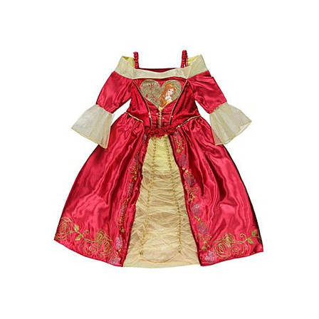 Платье на утренник в садик бальное платье Бель (Красавица и Чудовище), фото 2