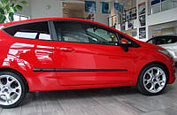 Молдинги на двери Ford Fiesta 3 Dr 2008>