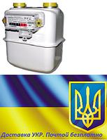 Газовый счетчик G 2,5 RS/2001-2