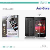 Защитная пленка Nillkin для HTC Desire 200, антибликовая устойчивая к царапинам