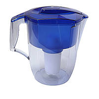 Фильтр для жесткой воды кувшин Аквафор Океан синий