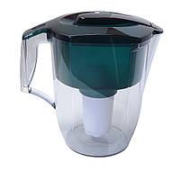 Фильтр для жесткой воды кувшин Аквафор Океан зелёный