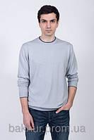 Джемпер мужской серый - 3041