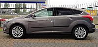 Молдинги на двери Ford Focus III 2011-2014