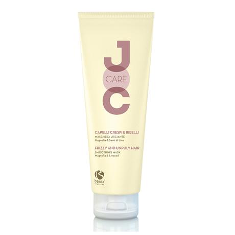 NEW Barex Joc Care Разглаживающая крем-маска с маслом семян льна и магнолии 250 мл.