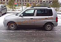 Дефлекторы окон (ветровики) COBRA-Tuning на MAZDA DEMIO 1997-2003