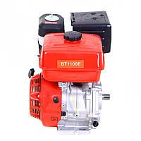 Двигатель Булат BТ190F (вал 25 мм с резьбой, бензин 16л.с.) (для мотопомп)