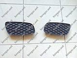 Решетка переднего бампера Smart Fortwo 451 , фото 2