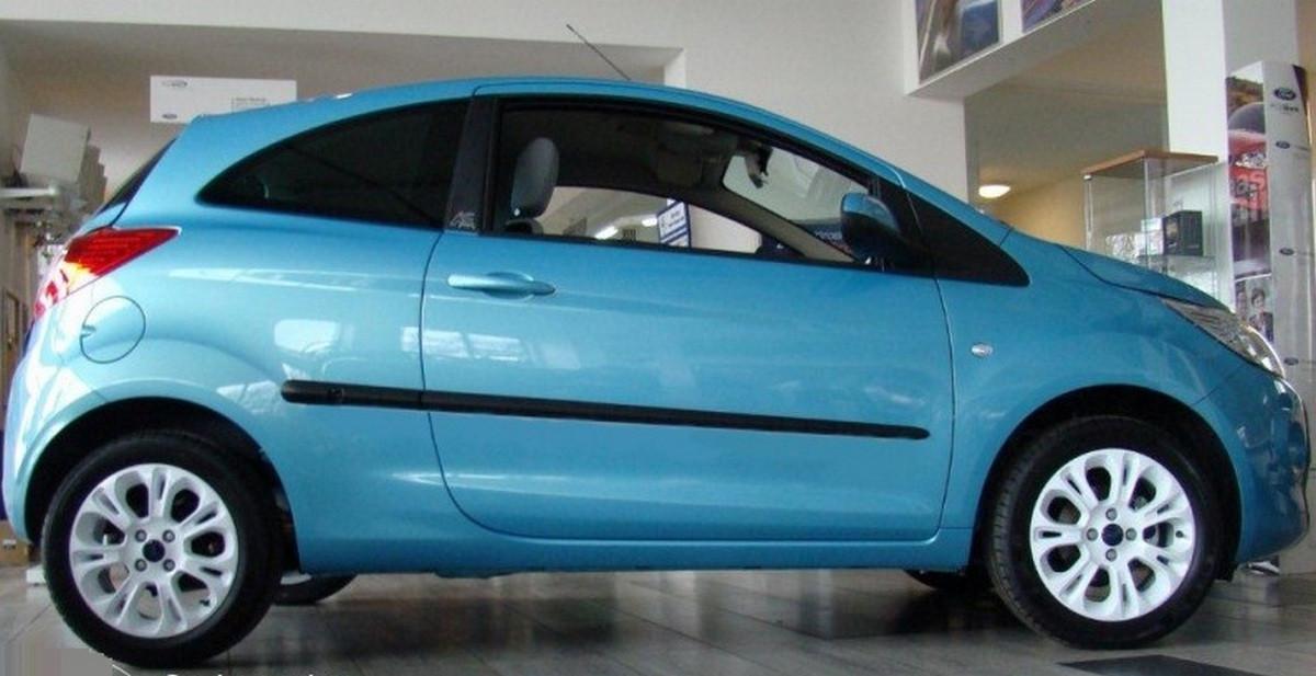 Молдинги на двери Ford Ka II 2008>  , фото 1