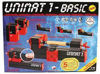Конструктор модульных станков UNIMAT 1 BASIC.