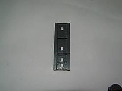 Дин рейка пластиковая 35мм на 6 модулей