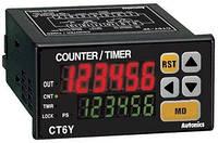 Счетчик импульсов/таймер две уставки ( индикатор ) CT6YI4 240 VAC