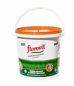 Florovit для газона осенний ведро 8 кг