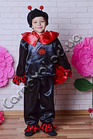 Карнавальный костюм Божья Коровка для мальчика