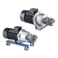 Насосные группы двигателя  Bosch Rexroth