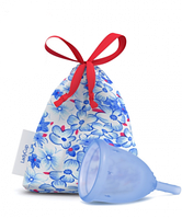 Менструальная чаша LadyCup Bluecup L (Чехия)