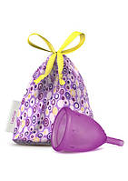 Менструальная чаша LadyCup Summer plum L (Чехия)