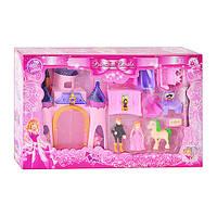 Замок CB 688-1 принцессы с лошадкой