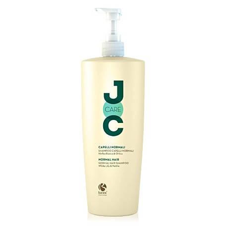 NEW Barex Joc Care Шампунь для нормальных волос и жирной кожи головы 1000 мл.