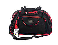 bce132fe82d5 Сумка черная с красным в категории дорожные сумки и чемоданы в ...