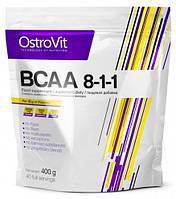 BCAA 8:1:1 OstroVit, 400 грамм (со вкусом)