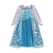 Нарядное новогоднее платье Эльза (Снегурочка)