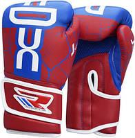 Детские боксерские перчатки RDX J2R 6oz