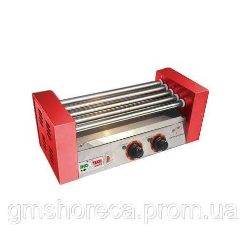Гриль роликовый Inoxtech HDG 005
