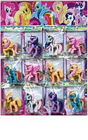 """Герои """"My little Pony"""" 98917, набор с фигурками"""