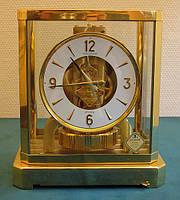 Часы кабинетные «Atmos», Швейцария, сер.ХХ века