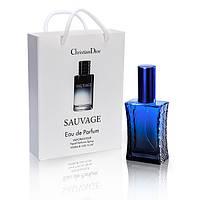 Christian Dior Sauvage (Кристиан Диор Саваж) в подарочной упаковке 50 мл