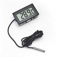Цифровой термометр с датчиком щуп 1м