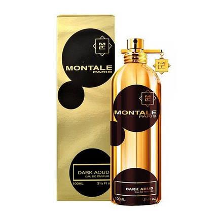Montale Dark Aoud парфюмированная вода 100 ml. (Монталь Дарк Ауд), фото 2