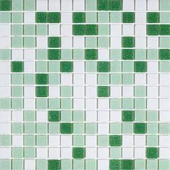 Мозаїка, скляна, Vivacer мікс 2*2 GLmix200