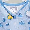 Детские пижамы для мальчика _110_116см, теплый трикотаж, 2208фуп, в наличии 92,104,116 Рост
