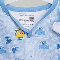 Детские пижамы для мальчика _86_92см, теплый трикотаж, 2208фуп, в наличии 92,104,116 Рост