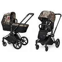 Cybex Priam Butterfly - Коляска 2 в 1