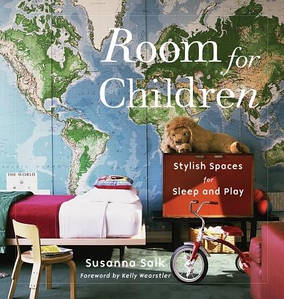 Дизайн интерьеров. Room for children: stylish spaces for sleep and play.