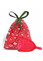 Менструальная чаша LadyCup Wild Cherry L (Чехия)