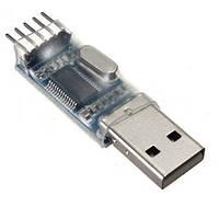 Адаптер конвертер переходник COM PL2303HX USB To RS232