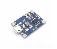 Контроллер модуль заряда батарей micro USB tp4056