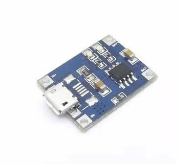Контроллер заряда micro USB TP4056 #100248