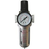 Фильтр очистки воздуха с редуктором (PROFI) 1/2″  AIRKRAFT AFR804