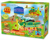 Железная дорога Поезд динозавров 2208B