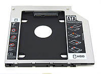 Кейс карман оптибей optibay 12.7 мм SATA IDE для ноутбука