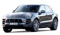 Автомодель Bburago (1:24) Porsche Macan (18-21077) Черный