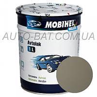 Автоэмаль однокомпонентная автокраска алкидная 236 Бежевая Mobihel, 1 л